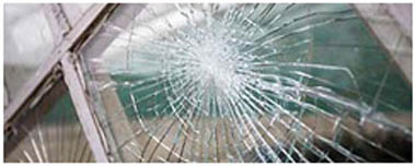 Knutsford Smashed Glass